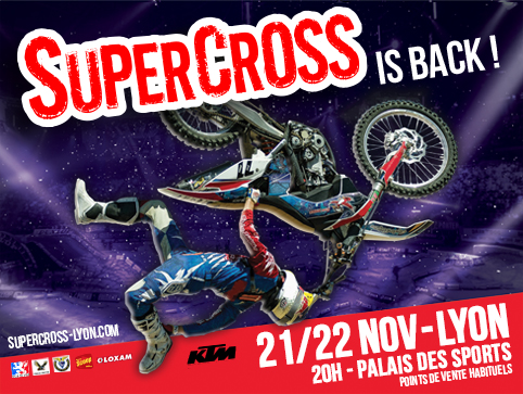 SUPERCROSS LYON 210