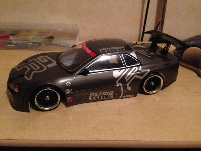 Hobbyking Mission D Drift Car Img_5710