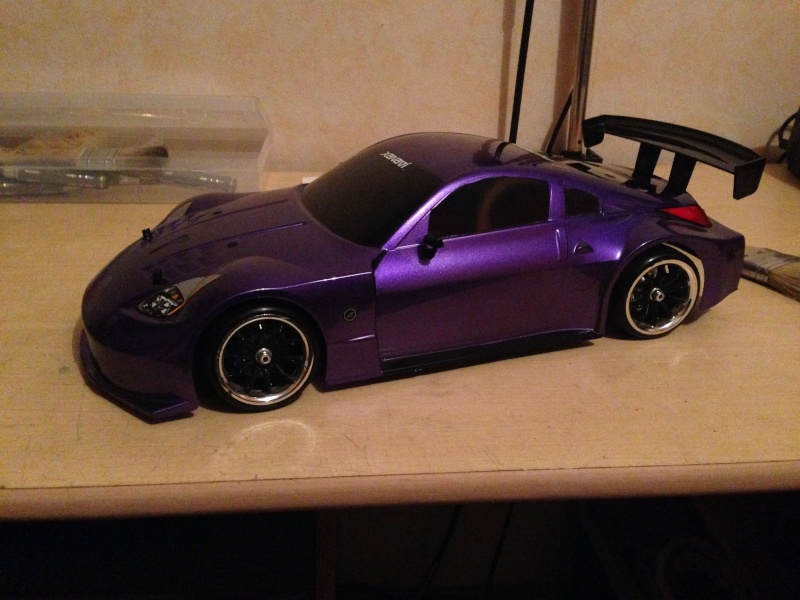 Hobbyking Mission D Drift Car Img_5712