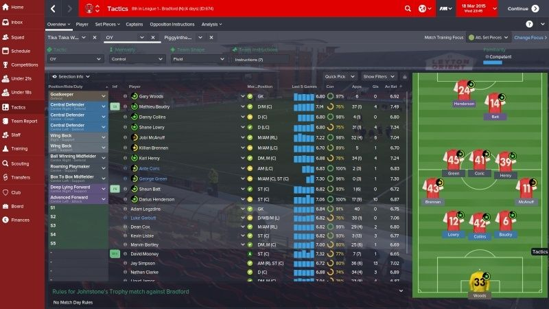 Oy Tactic for FM15 Tactic11