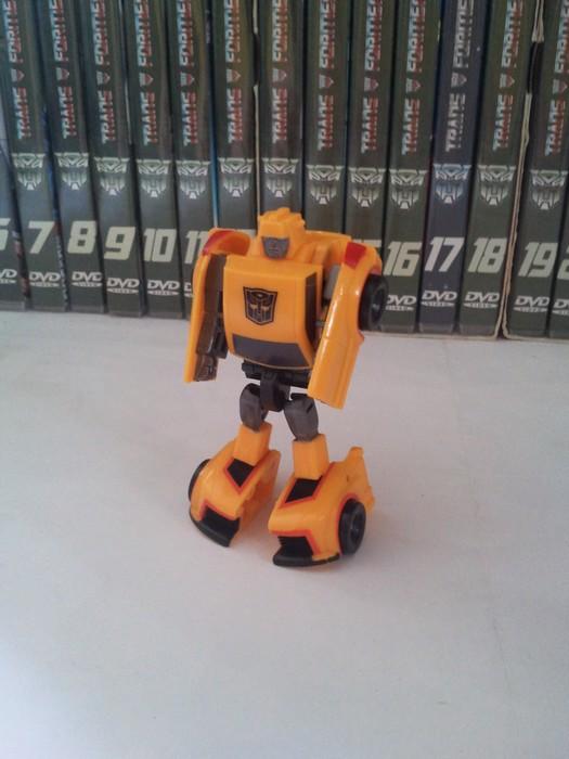 La collection de Devastator-57 Bee10