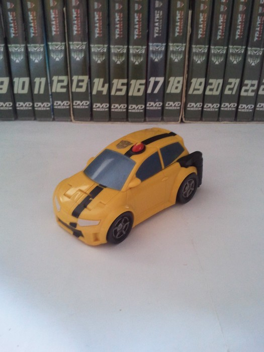 La collection de Devastator-57 Beee210