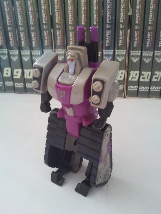 La collection de Devastator-57 Blitz10
