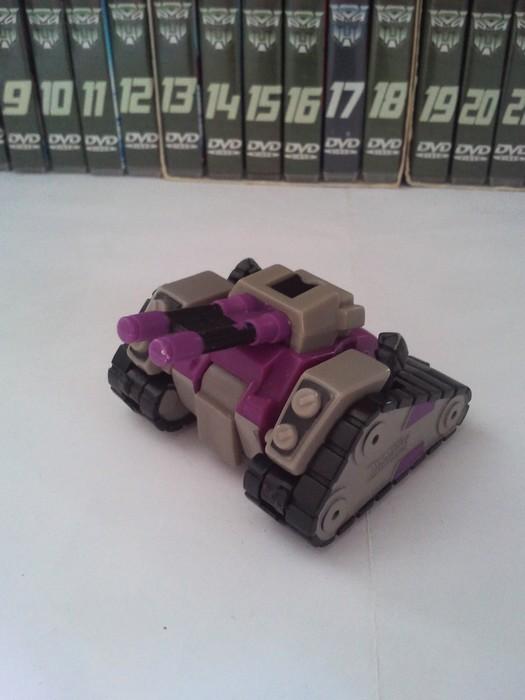 La collection de Devastator-57 Blitz210