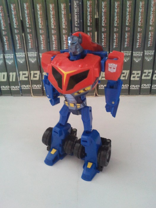 La collection de Devastator-57 Prime10