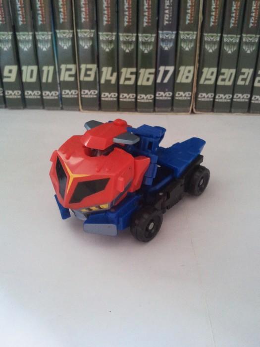 La collection de Devastator-57 Prime210
