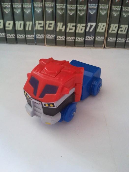 La collection de Devastator-57 Prime410