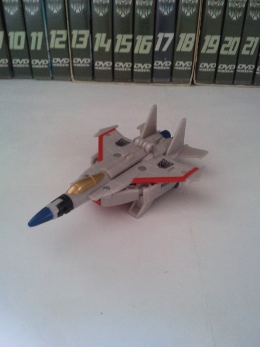 La collection de Devastator-57 Star210