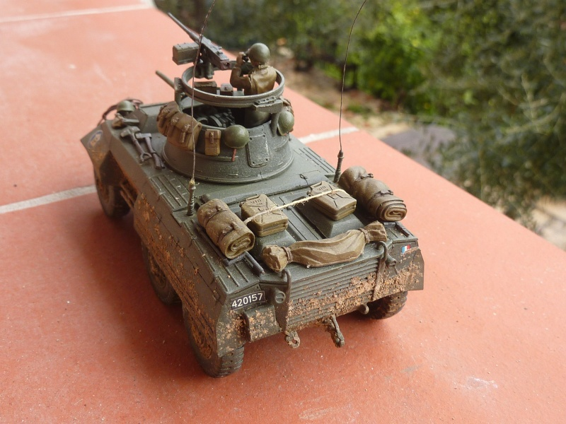 jeep indochine - Tamiya 1/48 M8..Scherman et Jeep P1060812