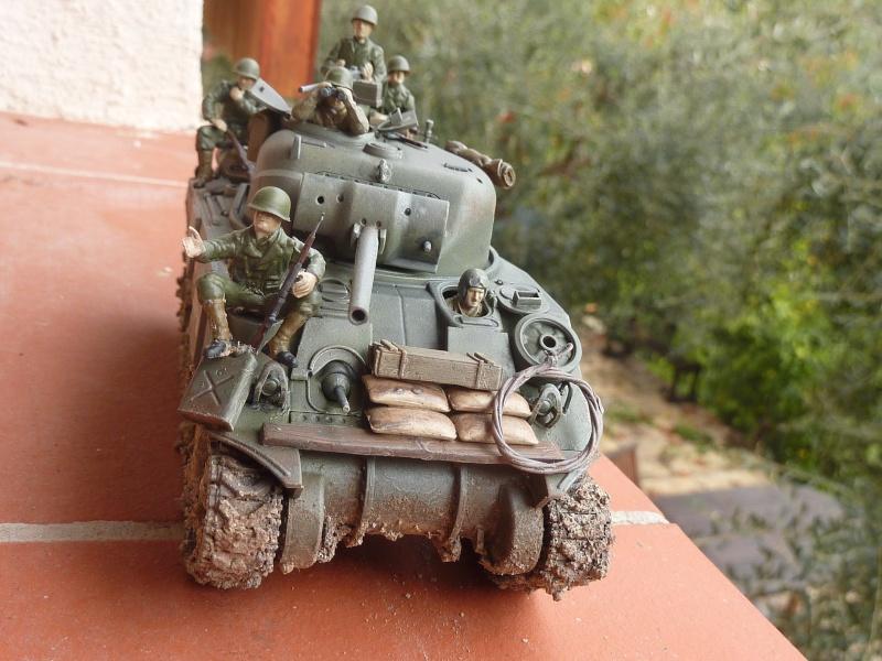 jeep indochine - Tamiya 1/48 M8..Scherman et Jeep P1060912