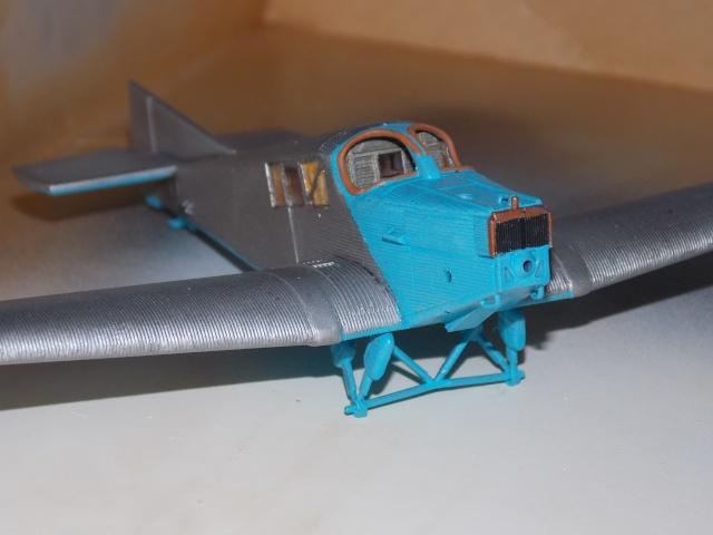 JUNKERS F 13 1/72 Revell Dscn5616