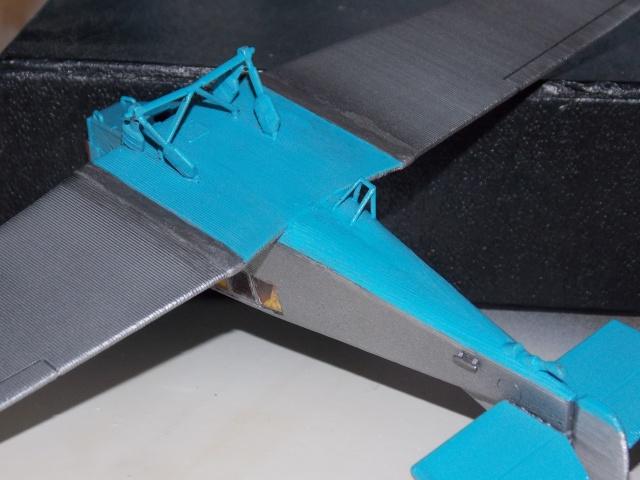 JUNKERS F 13 1/72 Revell Dscn5618