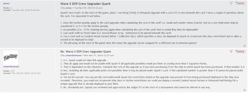Der neue Quark - Seite 2 Rule10