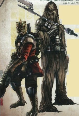 Star Wars (table 2eme trimestre) Mercen10