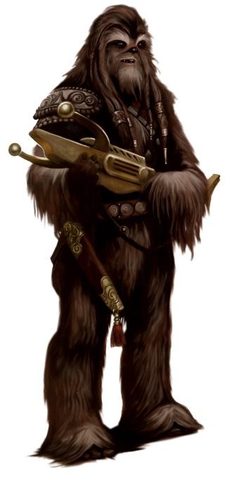 Star Wars (table 2eme trimestre) Wookie10