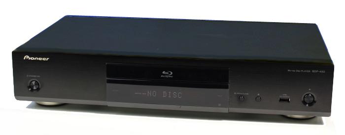 Pioneer BDP-450 3D Bluray Player, HDSir Units, Dual HDMI, Lifetime FW Update,1 YR Warr, 1-1 Exchange 450_ge10