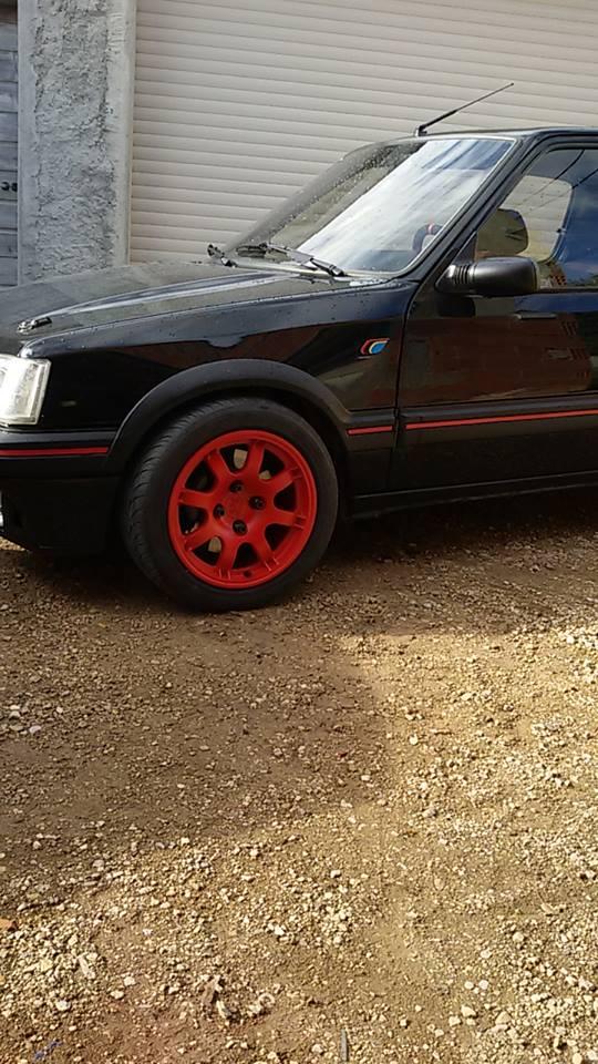 [Steft16] 205 GTI T16 - Noir Onyx - Page 2 13773910