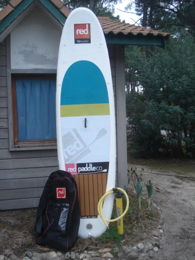 redpaddle 10 surfer 2014 550e Dsc07214