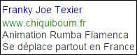 groupe flamenco rumba musique gipsy danseuse flamenco guitariste
