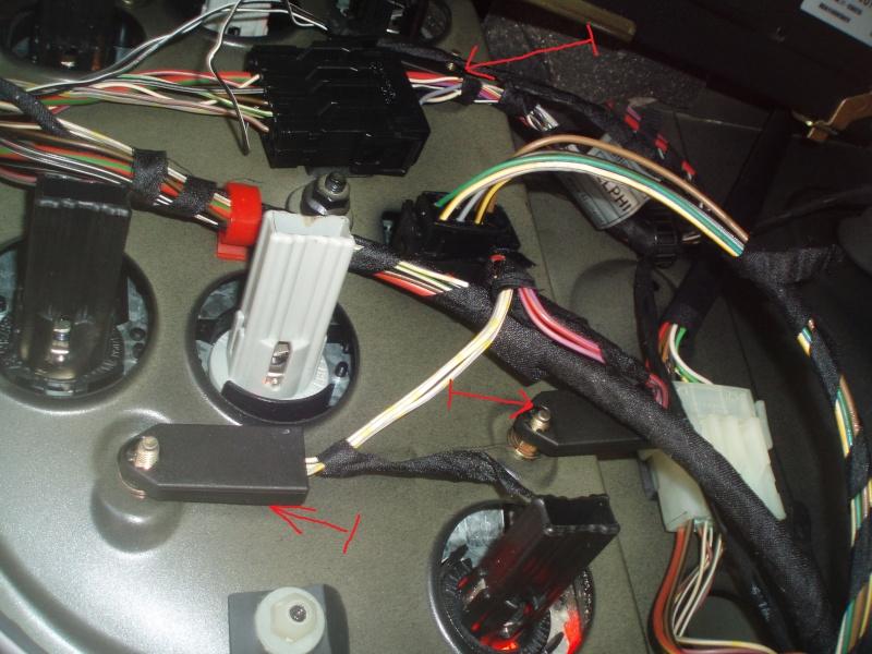 Changement Feux AR et satelittes portieres + clignots P1010220