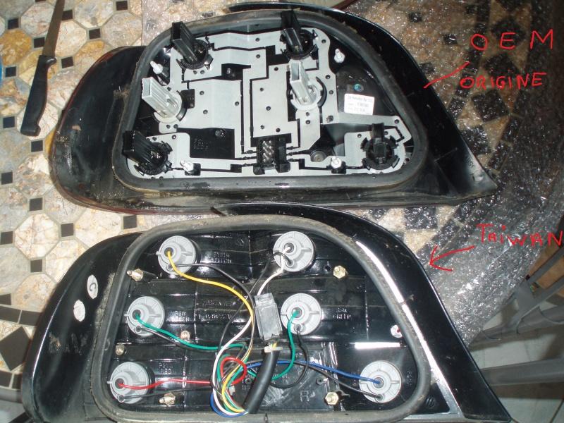 Changement Feux AR et satelittes portieres + clignots P1010222