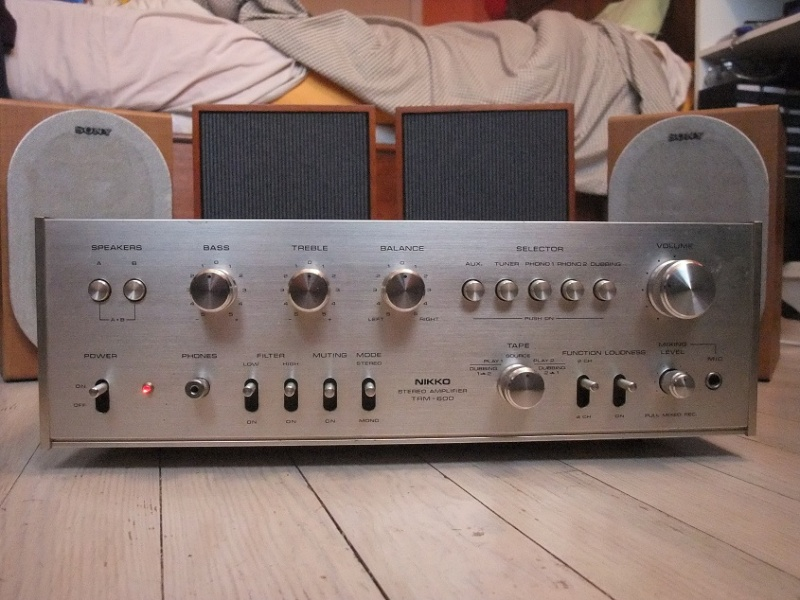 [Quest] Ampli audio, 240v ou 220v ? Nikko TRM 600 Dscf4312