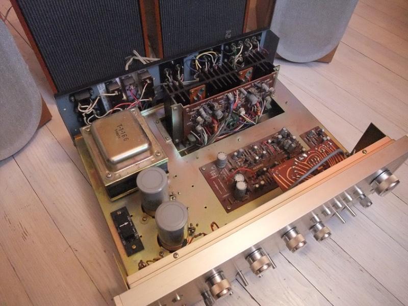 [Quest] Ampli audio, 240v ou 220v ? Nikko TRM 600 Dscf4313