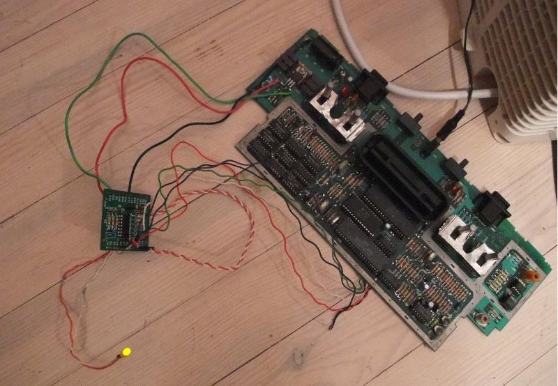 Mod Péritel pour Atari 2600 SECAM Dscf4321