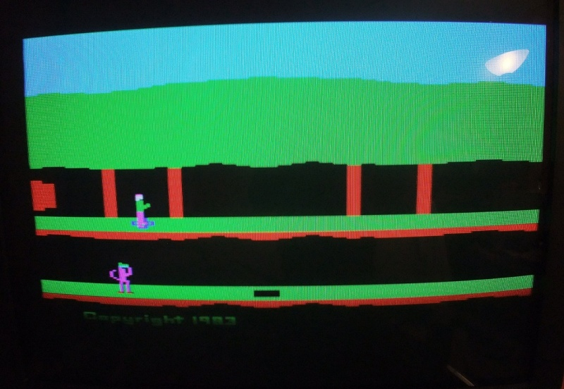 Mod Péritel pour Atari 2600 SECAM Dscf4323
