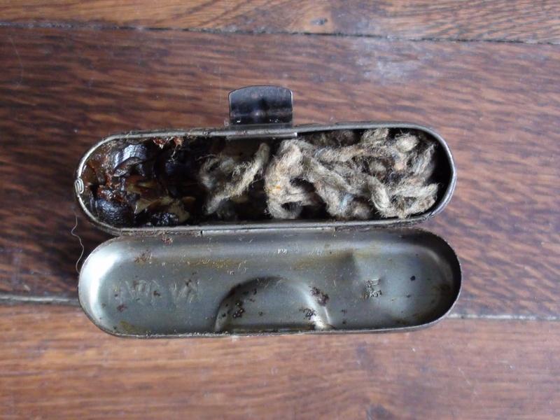 Boites de nettoyage R.G. 34 pour Mauser 98k - Page 2 Dsc00914