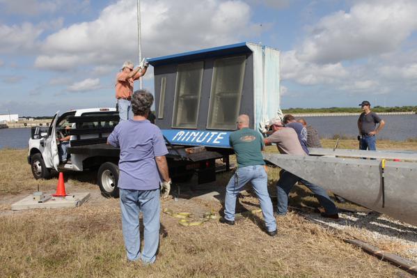 Le compte à rebours de Cap Canaveral prend sa retraite. 411