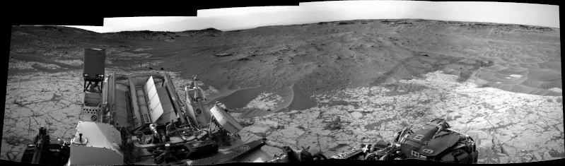 [Curiosity/MSL] L'exploration du Cratère Gale (2/2) - Page 23 Pano710