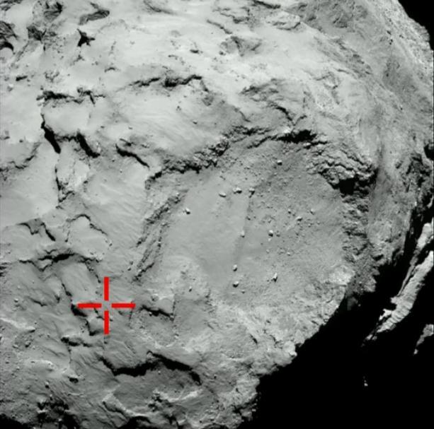 Rosetta : atterrissage et mission de Philae (Sujet N°1) - Page 38 Screen21