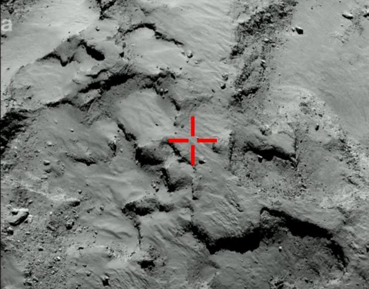 Rosetta : atterrissage et mission de Philae (Sujet N°1) - Page 38 Screen22