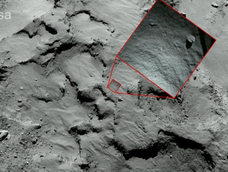 Rosetta : atterrissage et mission de Philae (Sujet N°1) - Page 38 Screen23