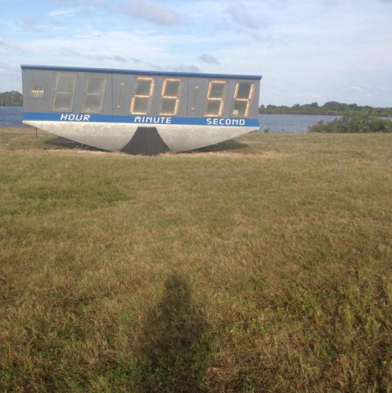 Le compte à rebours de Cap Canaveral prend sa retraite. Screen37