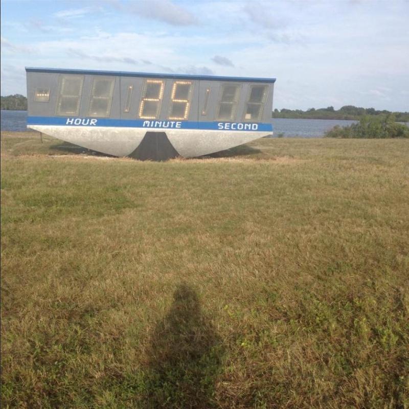 Le compte à rebours de Cap Canaveral prend sa retraite. Screen38