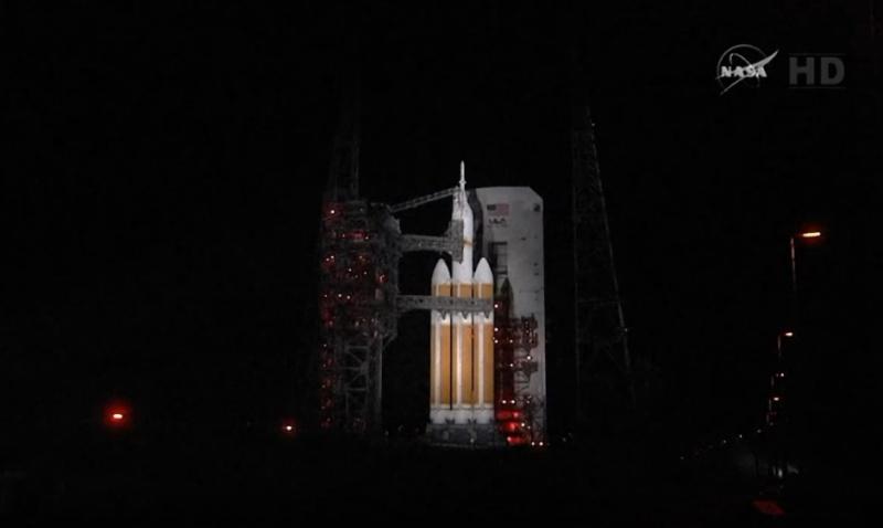 Lancement Delta IV Heavy / Orion EFT-1 - 5 décembre 2014 Screen57