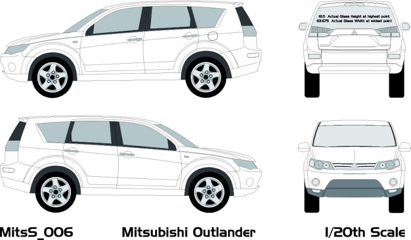 outlander - File vettoriale x adesivi Outlander Out10