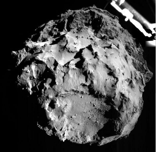 [NEWS] Sondes Rosetta et Philae, à la poursuite de la Comète Tchouri Cnrs10