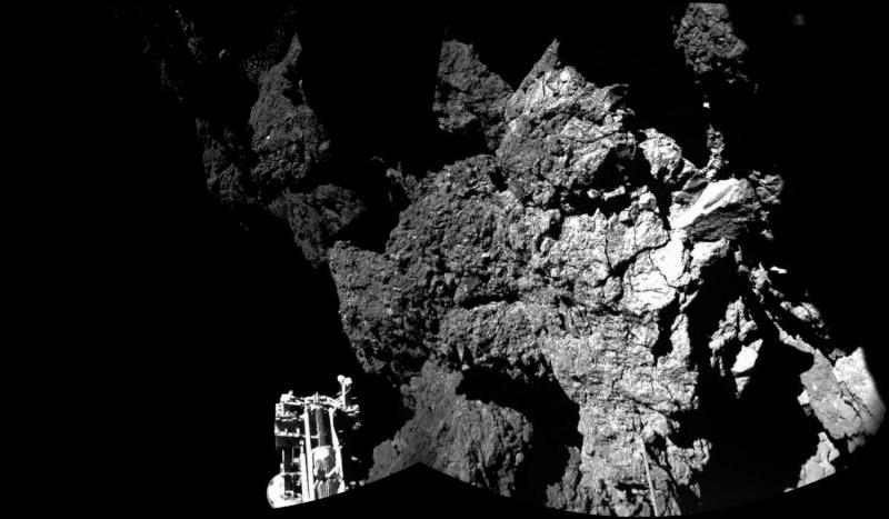 [NEWS] Sondes Rosetta et Philae, à la poursuite de la Comète Tchouri Comete10