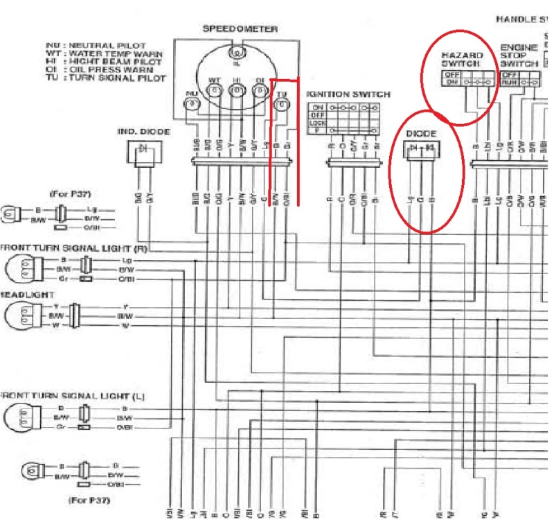 wiring diagram 2004 suzuki volusia