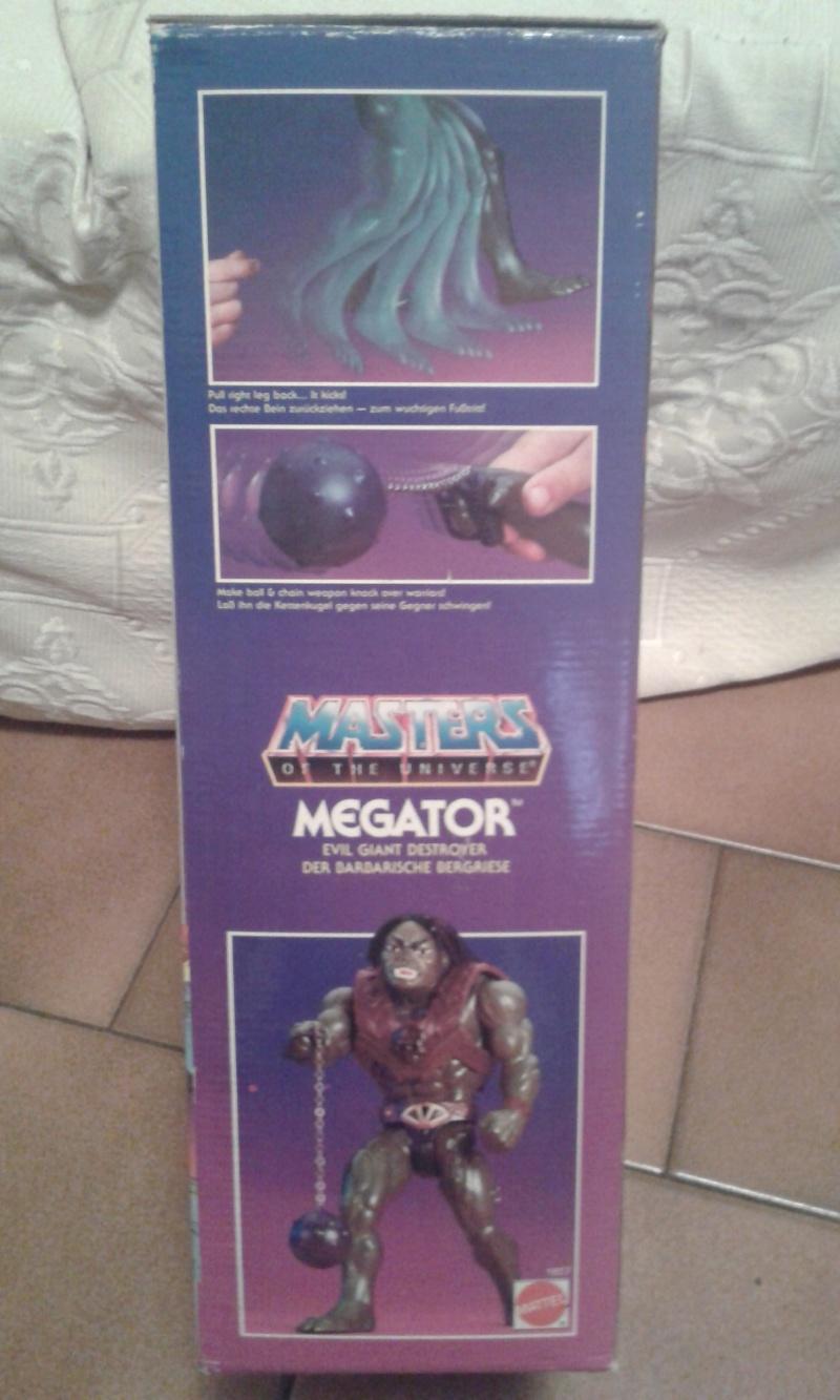 Megator fondo di magazzino 20141168