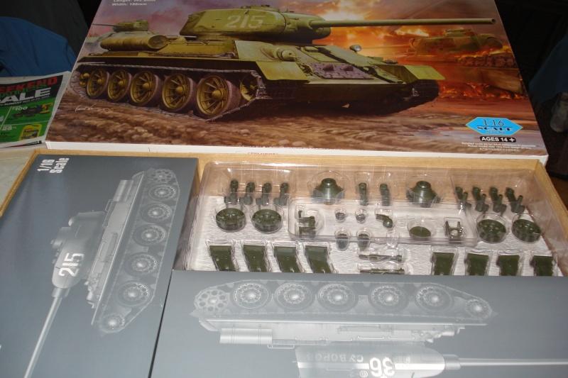 Hobby Boss 1/16 T-34 Fall_218
