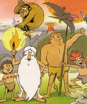 Personnages de dessins animés et zèbres Ilhomm10