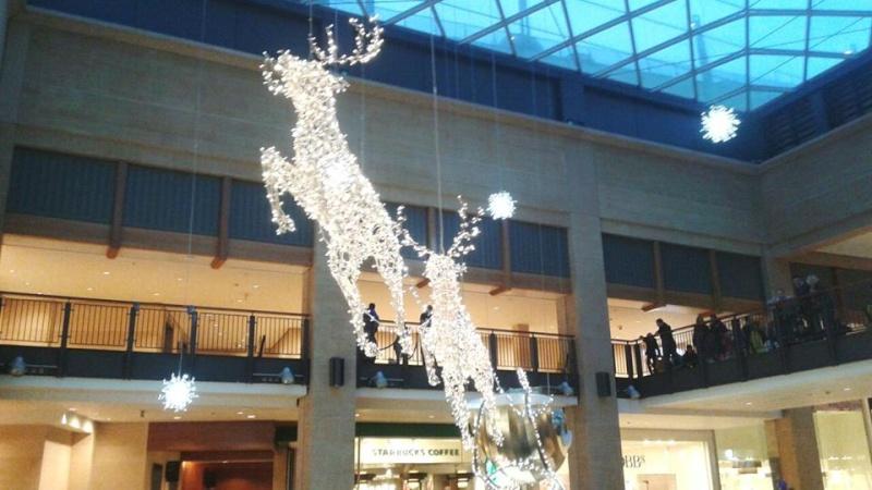 Luminarie natalizie in Italia e all'estero Inghil12