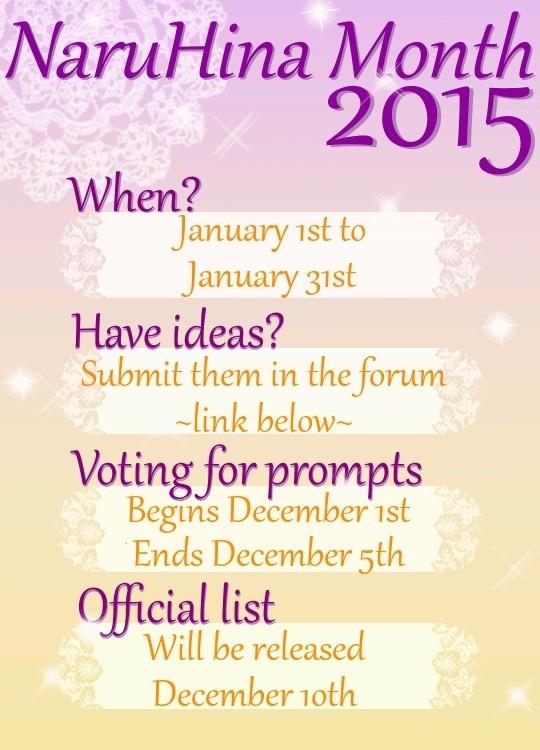 NaruHina Month 2015 - Page 2 Nhmont13