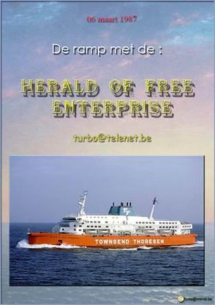 Le drame du Herald of Free Enterprise - Zeebrugge 6/03/1987 - Page 4 Hofe10