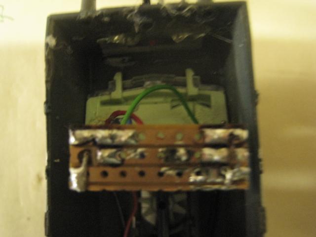 Branchement LED  Platin11