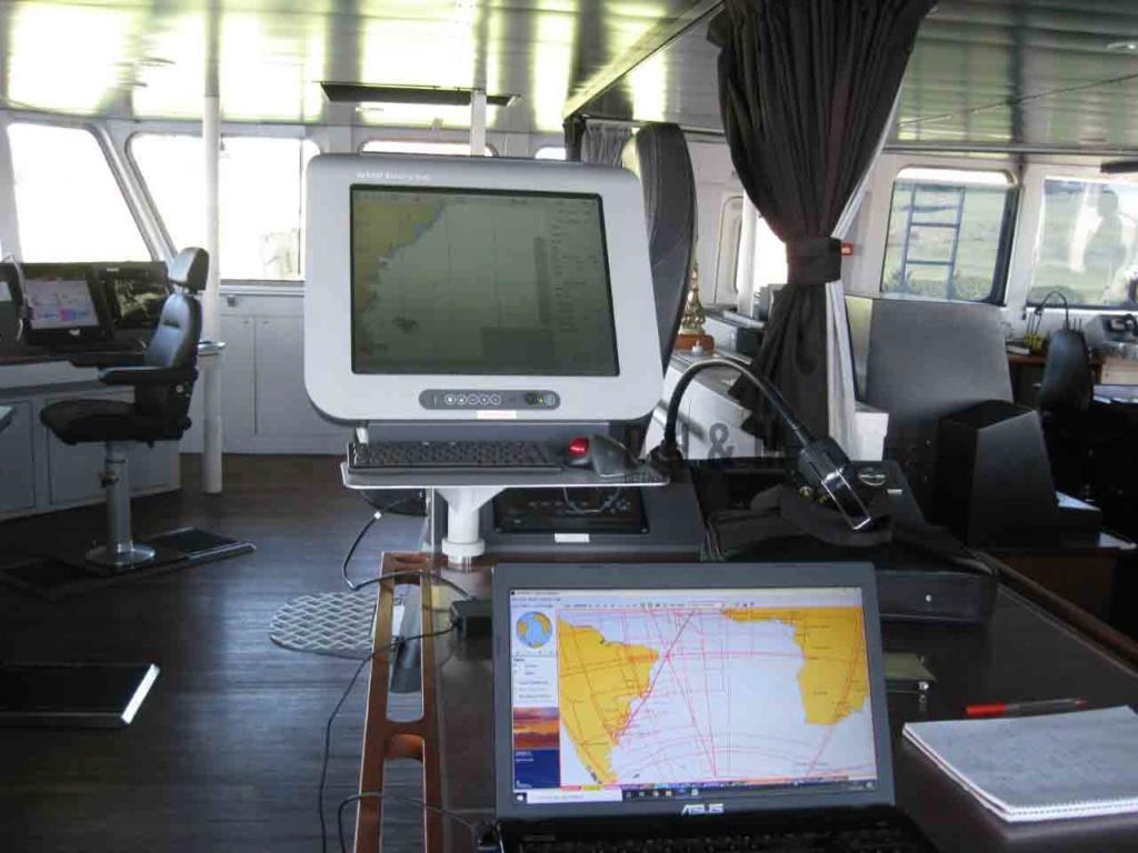 Defensa Nacional y el Mundo visito el ARA Bouchard Img-2029